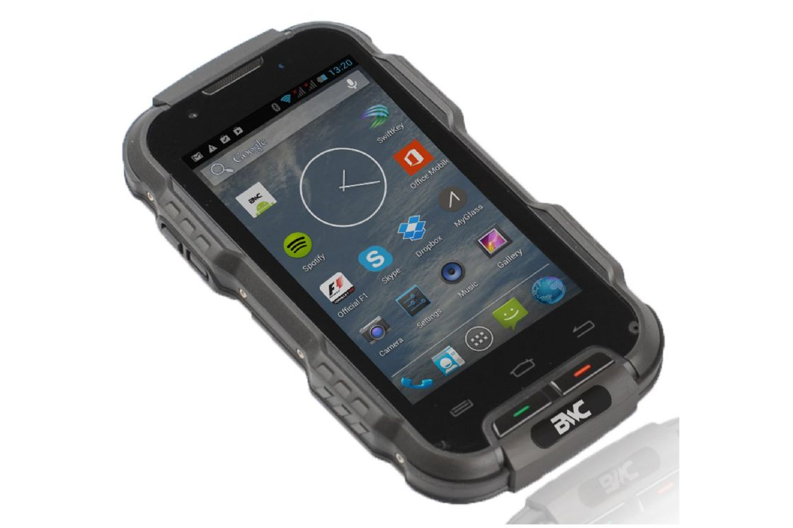 Gas Safety Shop: Stealth V2 - IP67 Tough Android Phone
