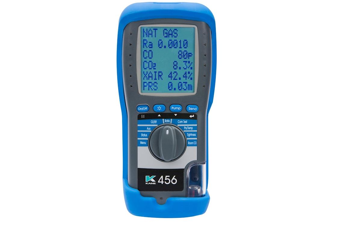 Gas Safety Shop: Kane456-Boiler-Analyser-6-Line-Display