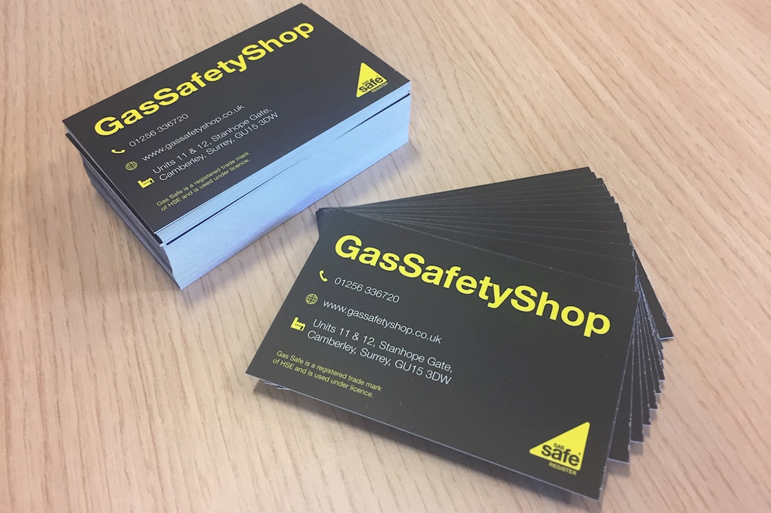Gas Safety Shop: PremiumCards